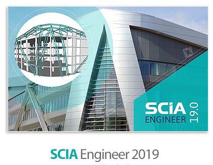 Nemetschek SCIA Engineer 2019   Free Download