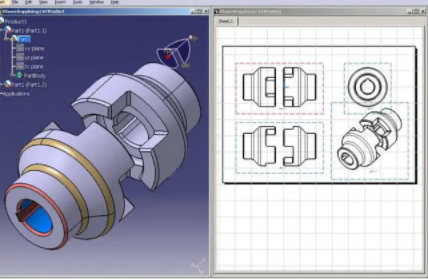 DS Catia P3 V5-6R2018Overview